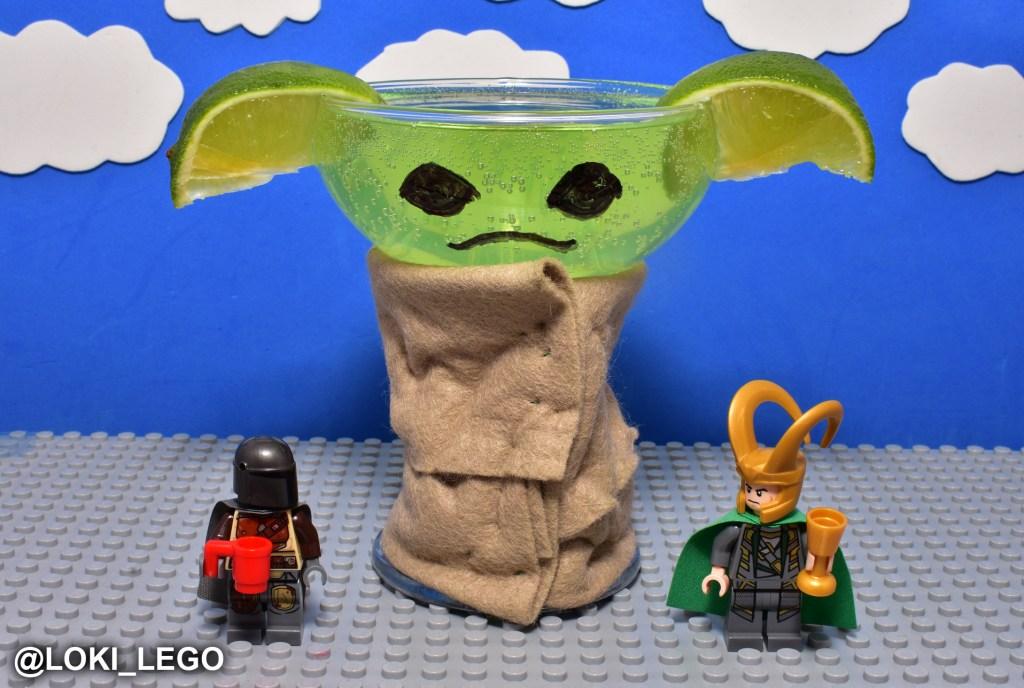 Baby Yoda Cocktail