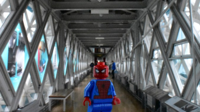 Spider-Man Far From Home Filming Location London