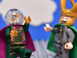 Mysterio is no sorcerer