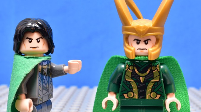 Wrath of Loki Lego