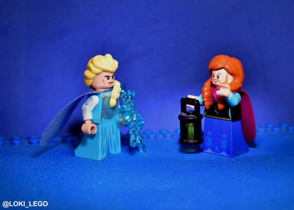 Thor Loki Frozen
