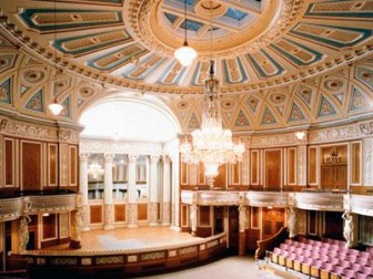 St. George's Hall in Liverpool