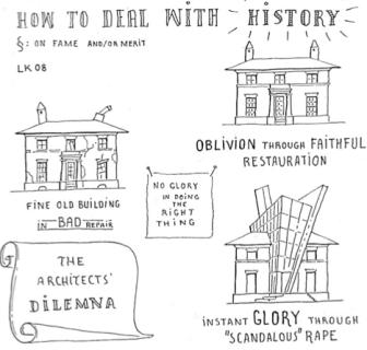 the architect's dilemma