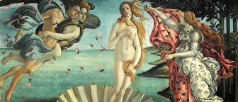 Sandro Botticelli: The Birth of Venus, 1486