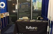 Future Systems APTA Bus & Paratransit conference stand.