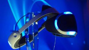 Project Morpheus Virtual Reality Headset