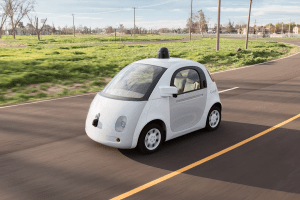 Future Transport -Google Self Driving Car
