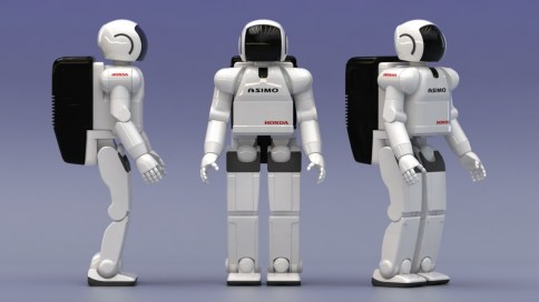 Future Robots - Robots in the Future- Asimo
