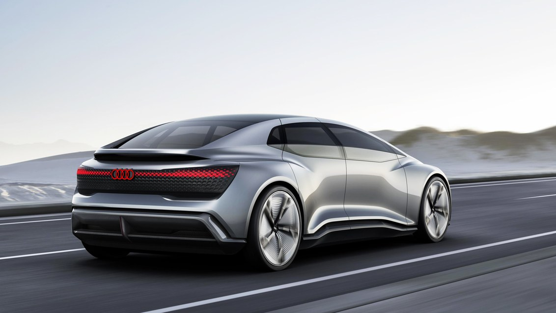 Electric Vehicle Concepts Of Future Cars From The Frankfurt