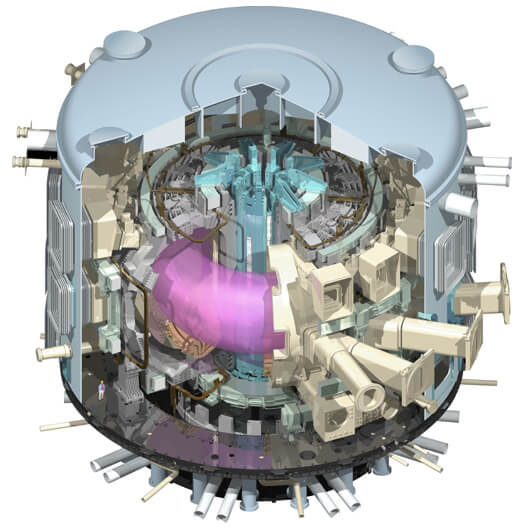 iter experimental fusion reactor 2018 future