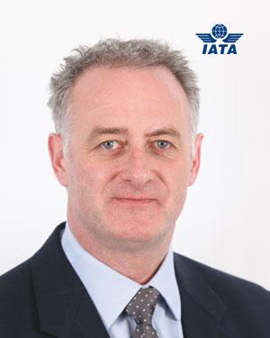 Paul Behan, Head of Passenger Experience at IATA