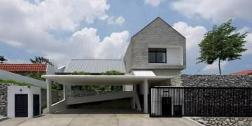 Knikno House Modern Interpretation Of A Barn House 9