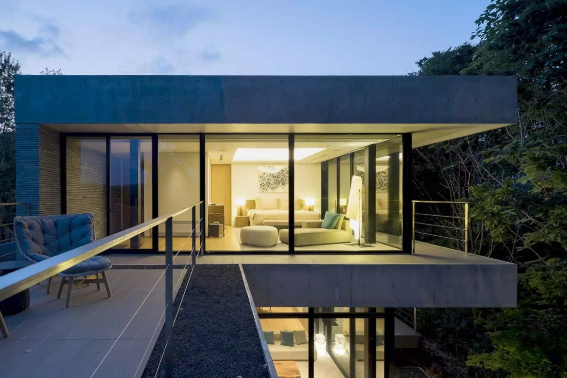 The Clearwater House A Refreshing Vacation Home In Japan 8