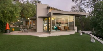 The Roxy Roth Residence The Sculptural Home With Panoramic View 11