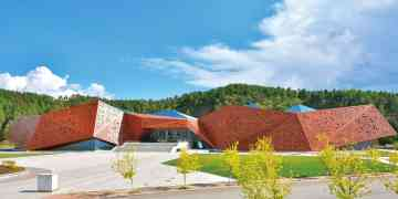 Tonghua Science & Cultural Center The Harmonization Of Nature And History 6