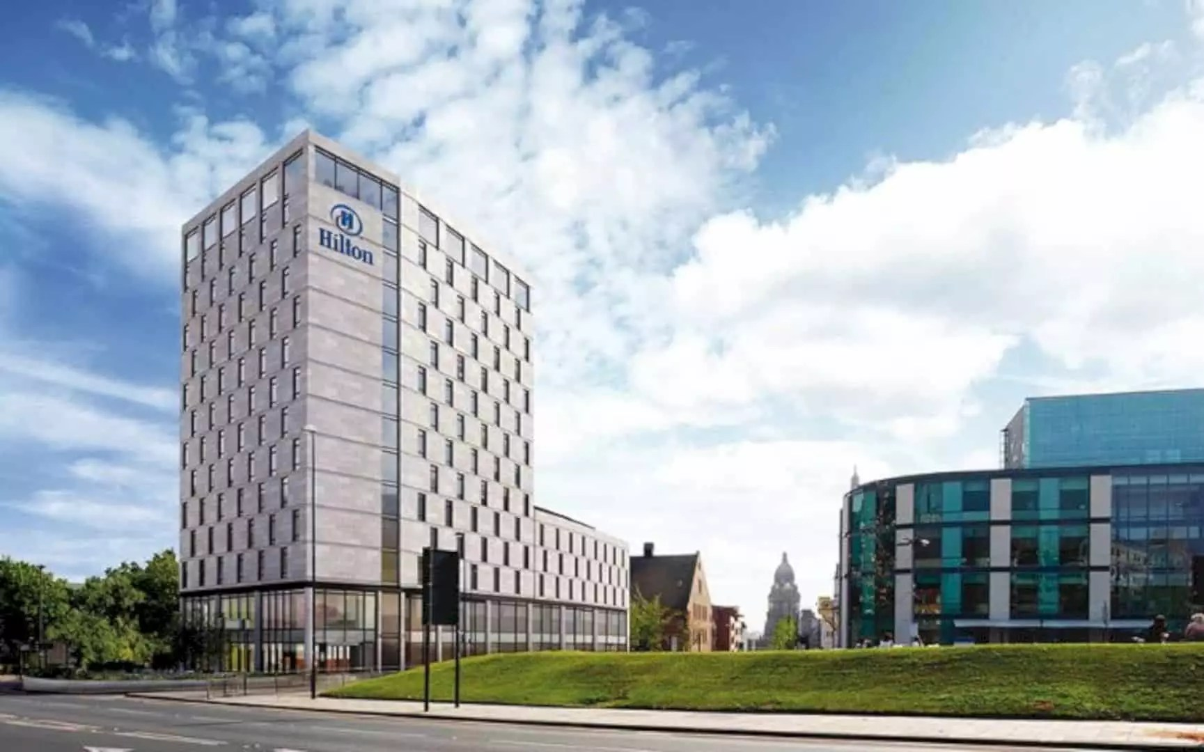 Hilton Leeds Arena: A Luxury Hotel for City's Principal Business and Leisure