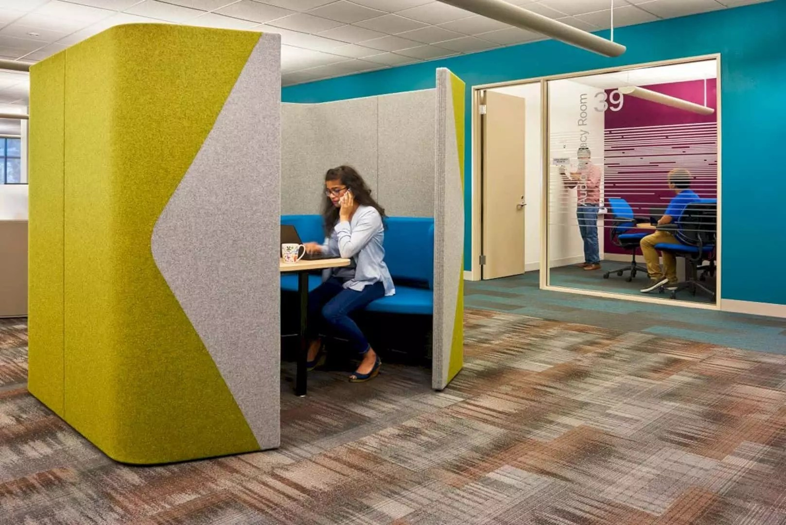 Cisco Systems Inc. Building 5: A Sustainable Office Design for A Global Networking Firm