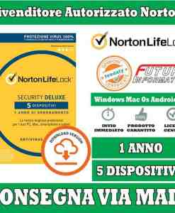 Norton ANtivirus 5 PC