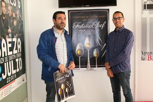 """""""FuturoChef"""" 1º Concurso de Cocina Joven con AOVE"""