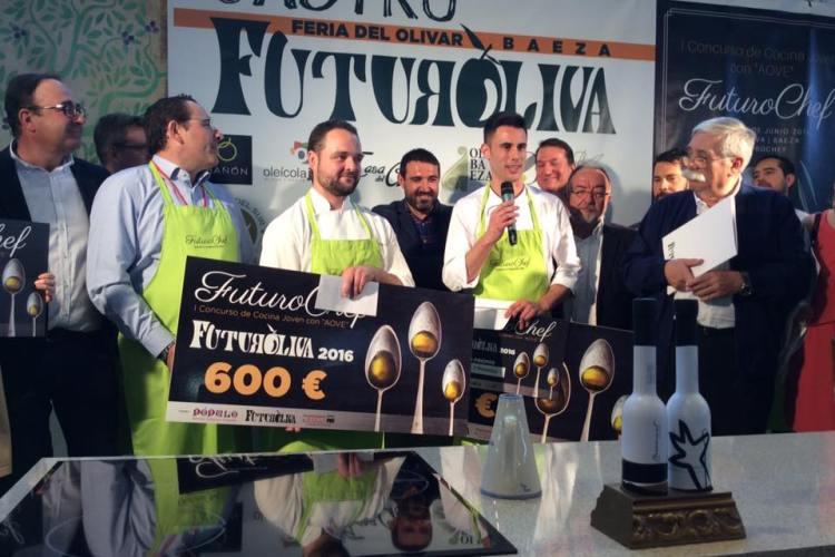 "La receta del ""remojón"" de Juan Aceituno gana FuturoChef"