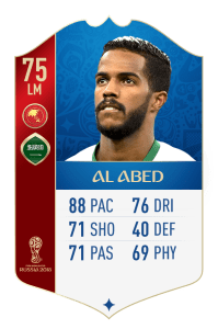 fifa 18 world cup AFC al abed