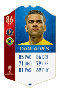 fut 18 world cup bresil dani alves