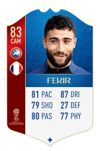 fut 18 world cup france fekir