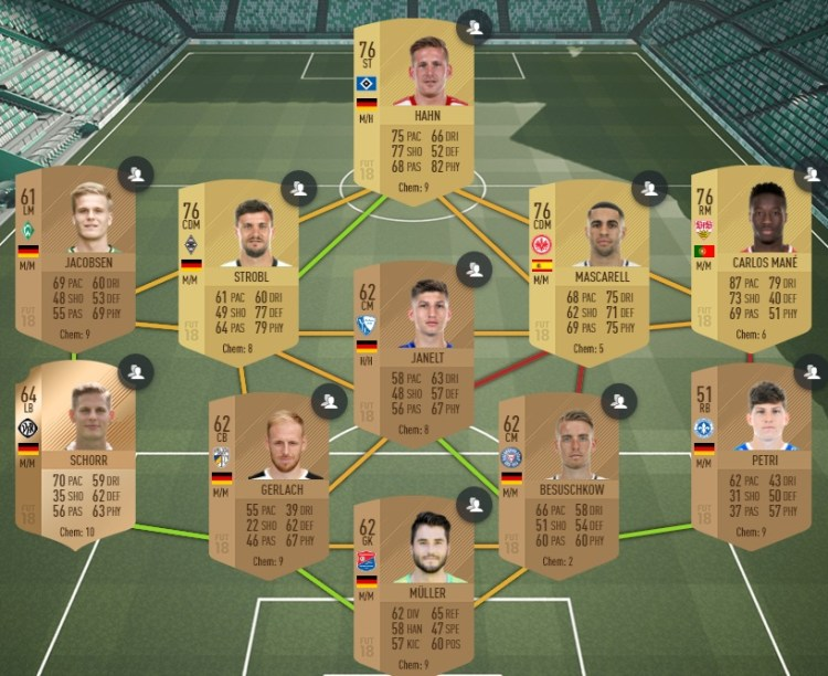 fut 18 dce grosses affiches portugal espagne