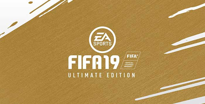 fifa 19 ultimate edition cover