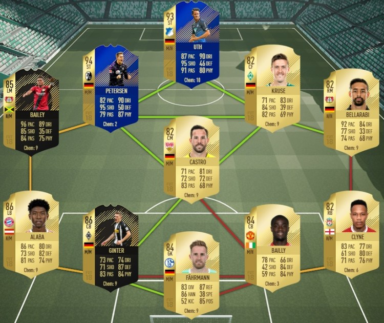 fut 18 solution dce rashford futties