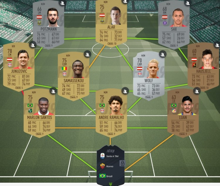 fut19 solution dce alisson roma