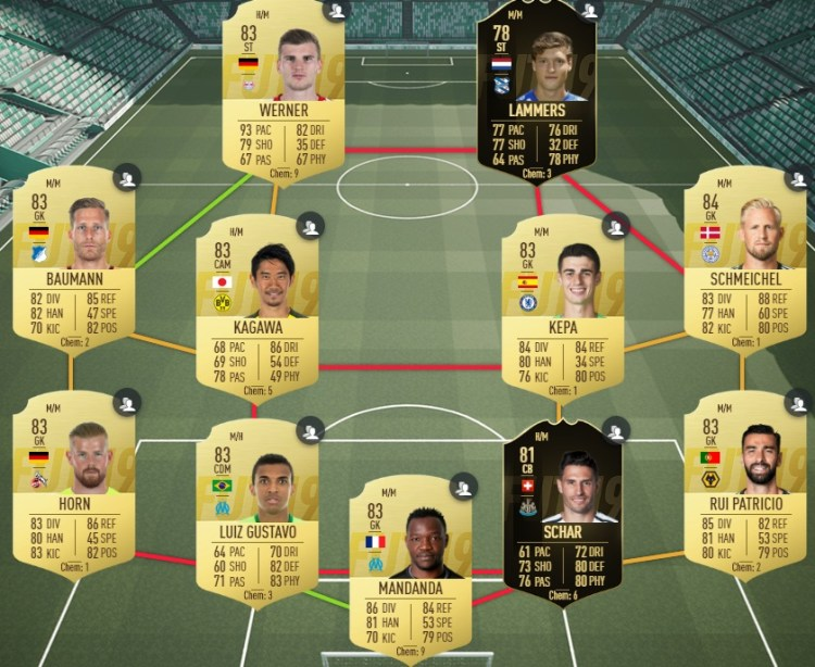 fut19 solution dce renfort totw echangeable 3