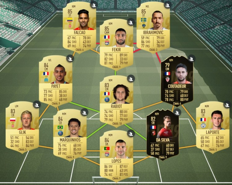 fut19 solution dce frank rijkaard 84+