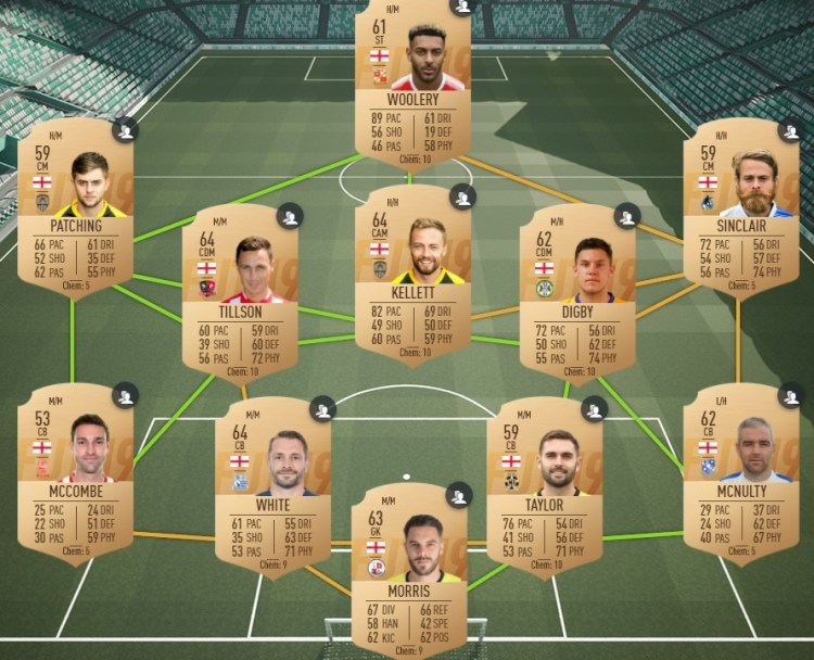 fut19 solution dce frank rijkaard humble debut