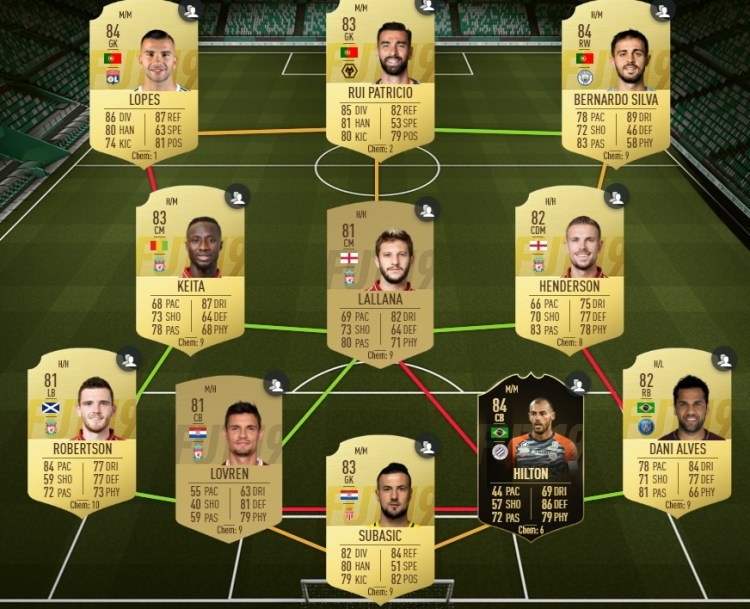 fut19 solution dce arnautovic premier league