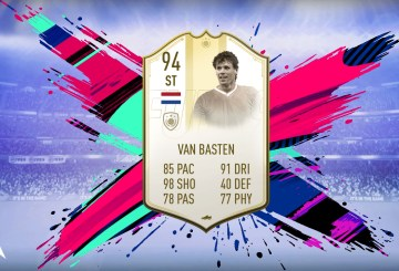 fut19 solution dce van basten mini