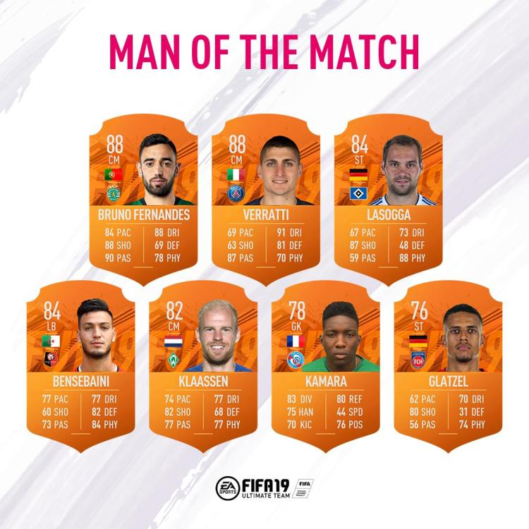 fut19 man of the match 6 avril