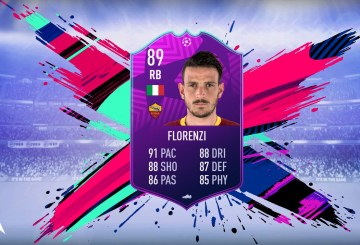 FUT19 solution DCE Alessandro Florenzi