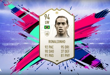 fut19 solution dce ronaldinho mini