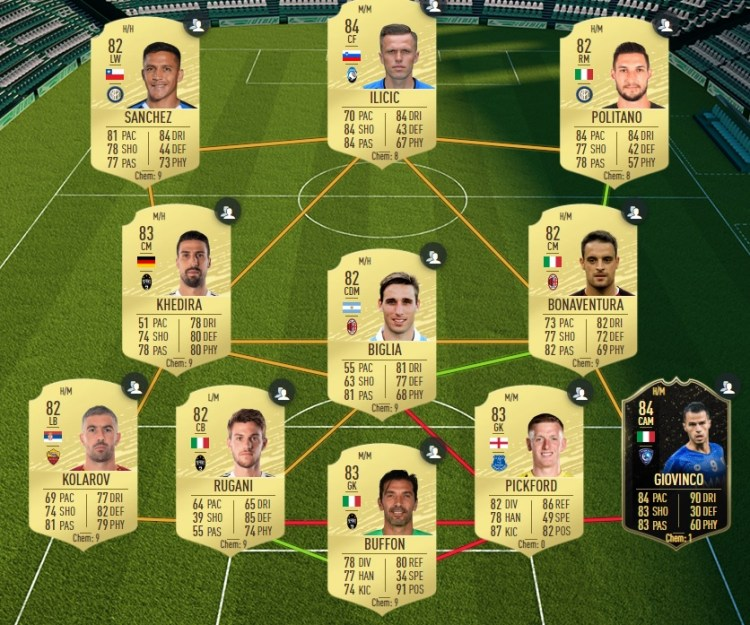 fut 20 solution dce smalling headliners