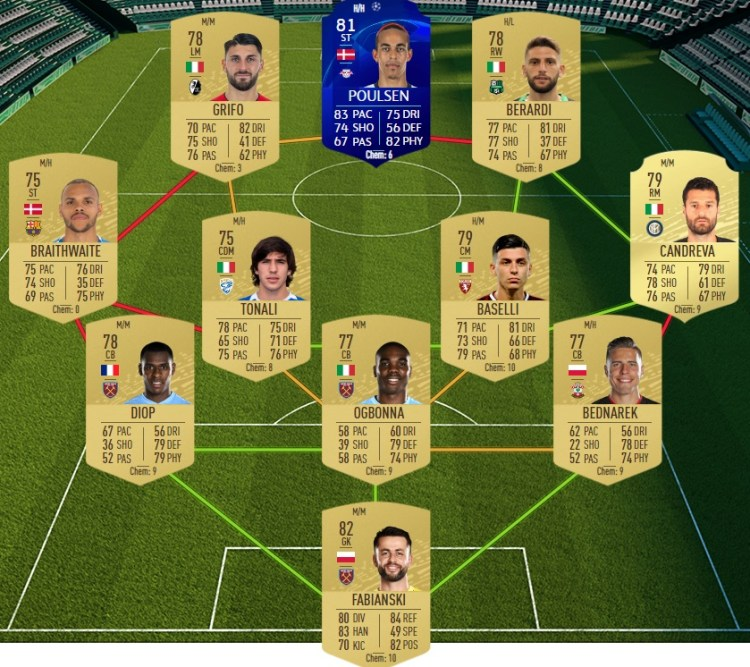 fut 20 solution dce la remontada