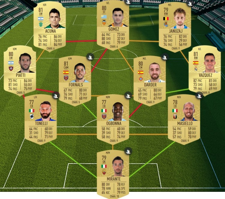 fut 20 solution dce valence real madrid