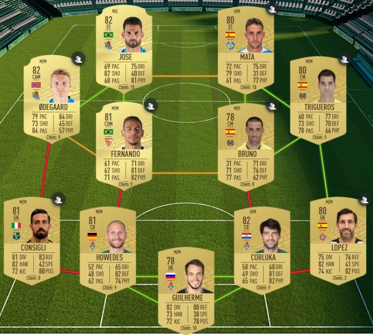 fut 20 solution defi serie a 25 05