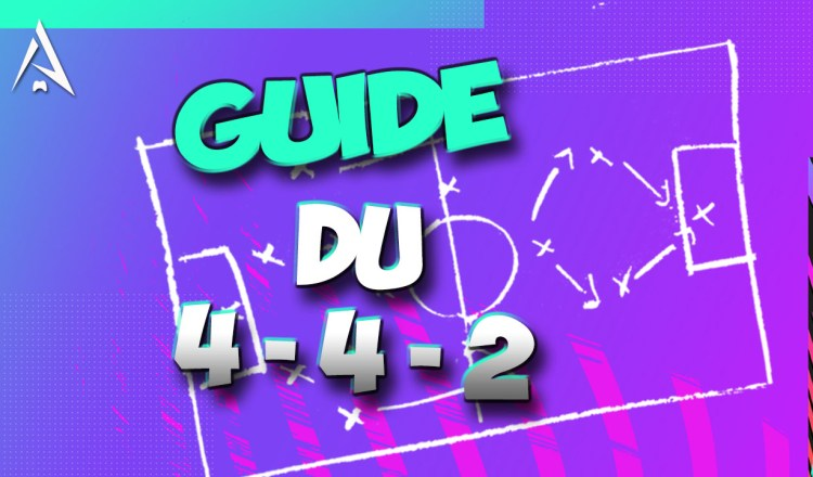fifa 21 guide de formation 4-4-2 mini