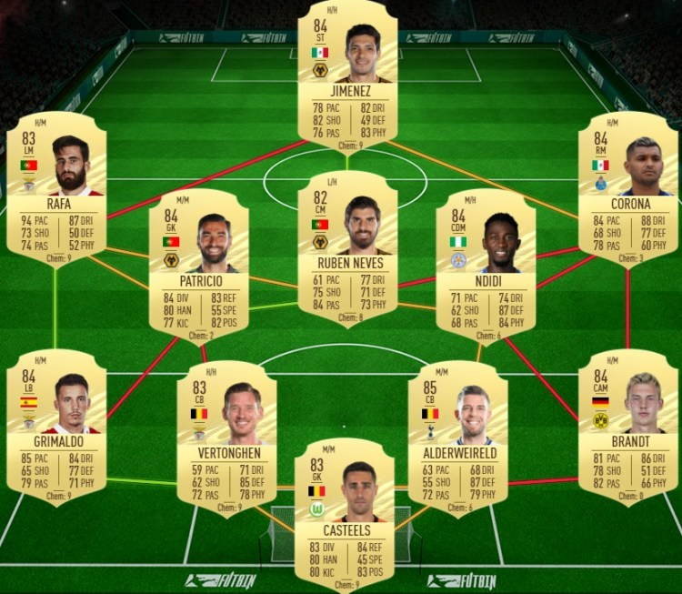 fut 21 solution dce armstrong what if equipe 84
