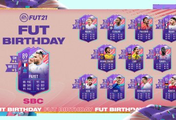 fut 21 solution dce payet birthday mini