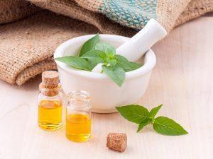 植物療法の画像