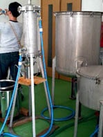 水蒸気蒸留器画像