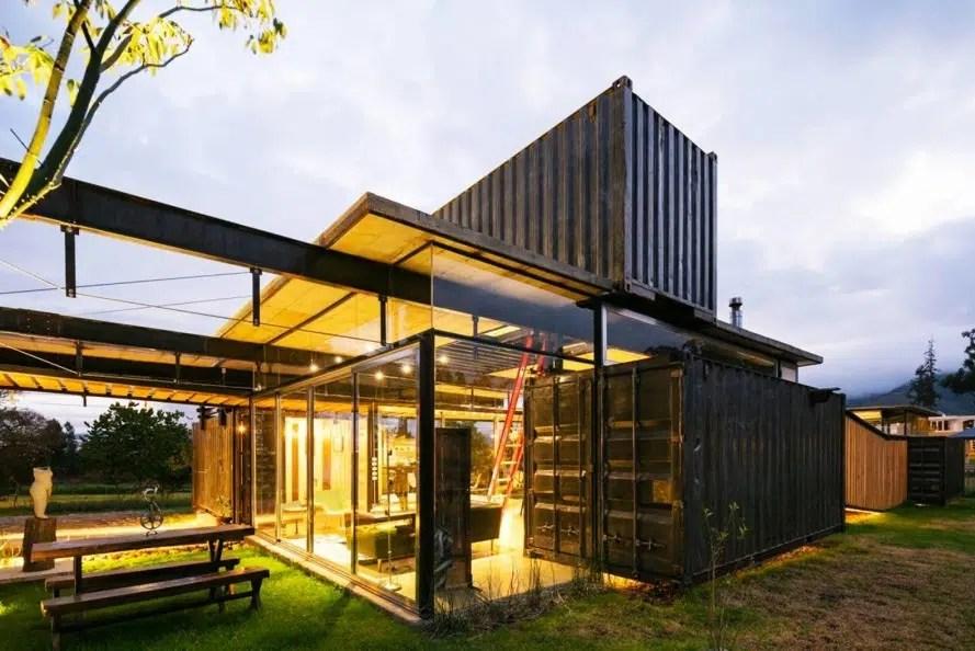 Maison En Container Une Construction Rapide Et Conomique