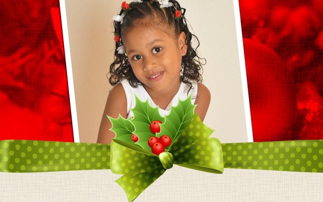 Mi mejor regalo  por Navidad.